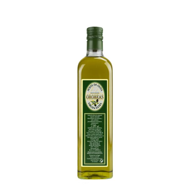 Aceite de Oliva Virgen Extra 750 mL (Pack de 12)