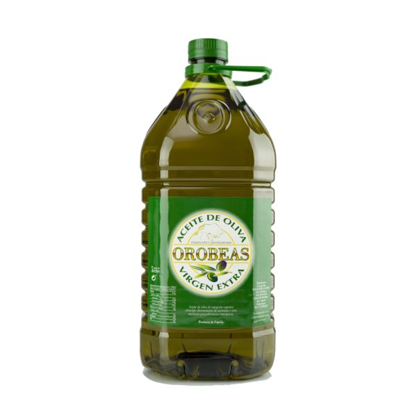 Aceite de Oliva Virgen Extra 5 L (Pack de 3)